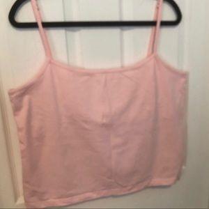 2/$12 🌟🌟 2-Tank tops XL 1-pink, 1-white